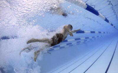 Schwimmbrille Test